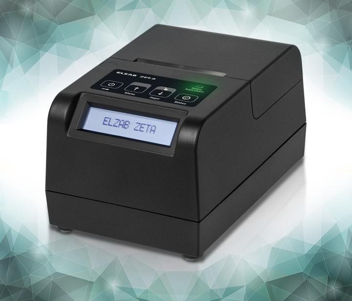 Wygodna i funkcjonalna drukarka fiskalna - Elzab Zeta E
