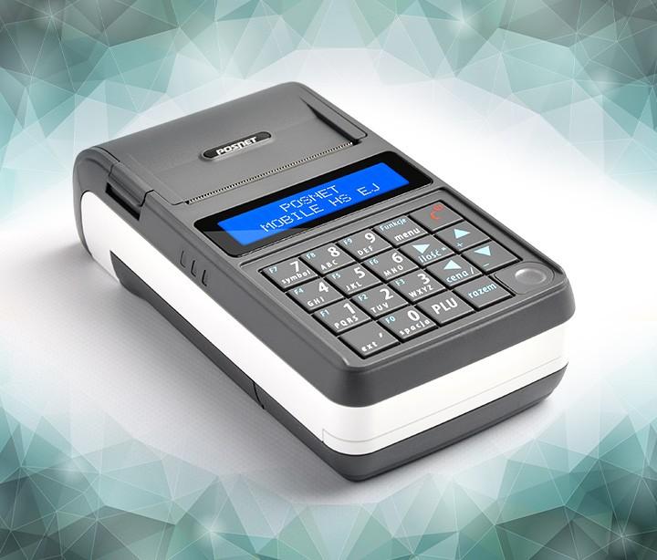 Mała kasa fiskalna - Posnet Mobile HS EJ