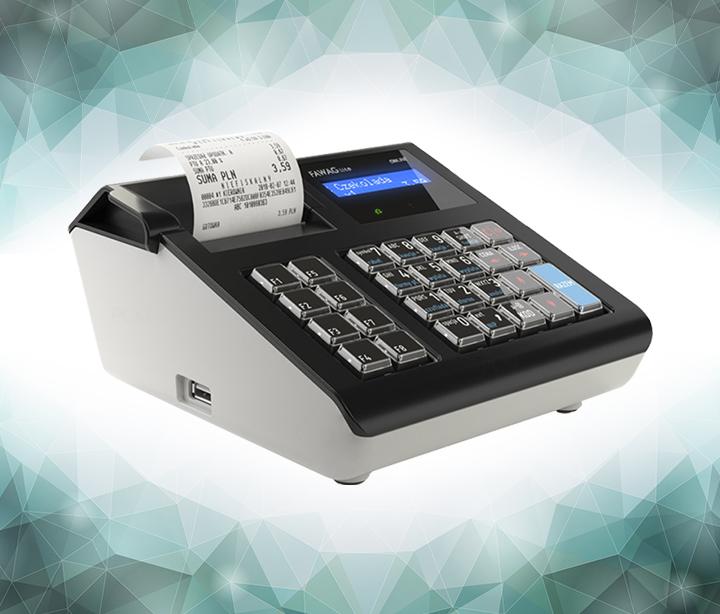 Fawag Lite Online - mała kasa fiskalna