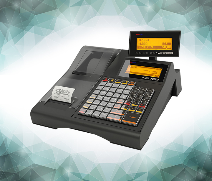 Posnet Neo Online - systemowa kasa fiskalna
